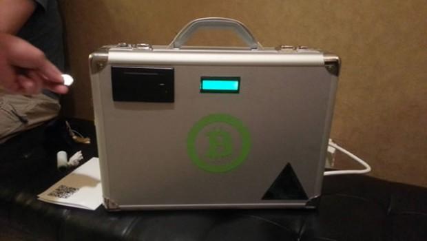 Bitcoin Briefcase