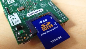 Raspberry Pi SD card